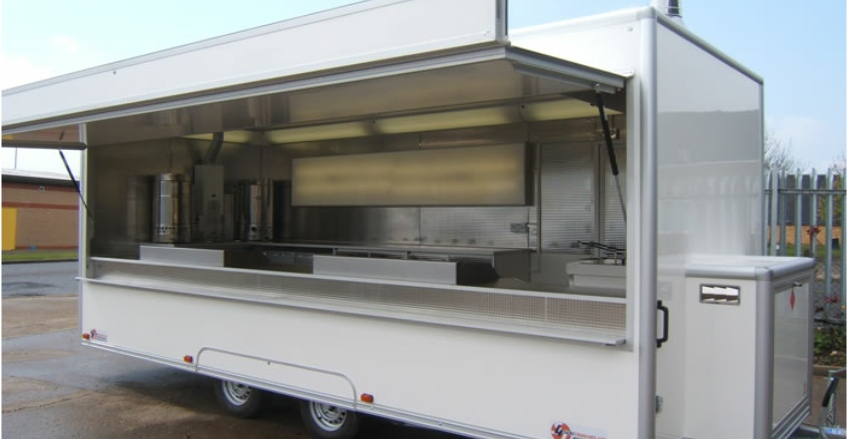 Custom Made Mobile Trailers Manufacturer Soweto Mobile Lab